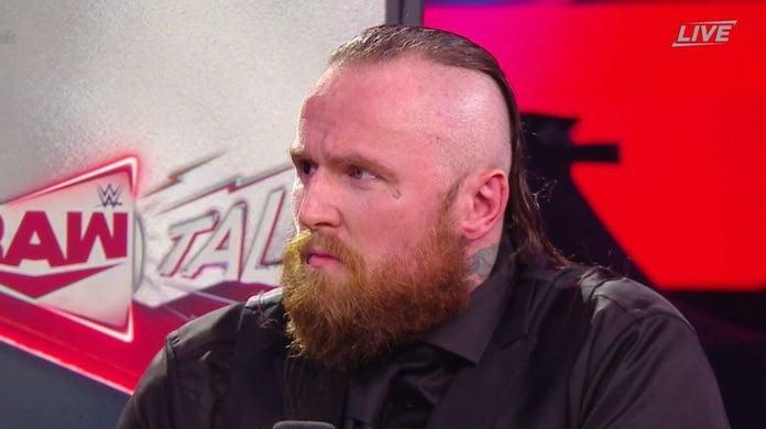 WWE-Raw-Talk-Aleister-Black