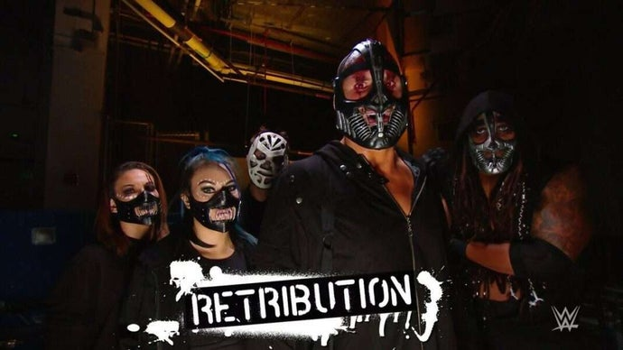 WWE Retribution 5
