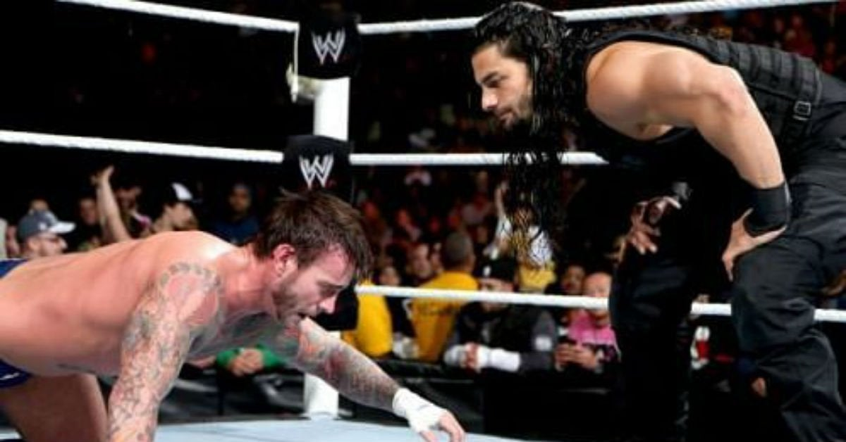 WWE-Roman-Reigns-CM-Punk-Dream-Match