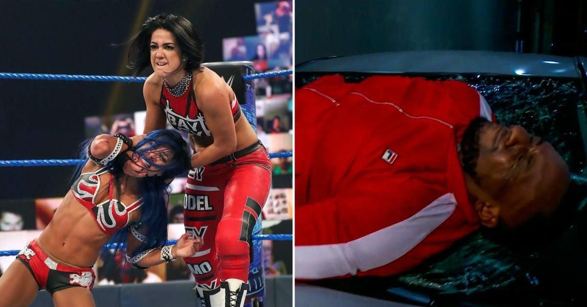 WWE-Sasha-Banks-Big-E-Injury-Updates