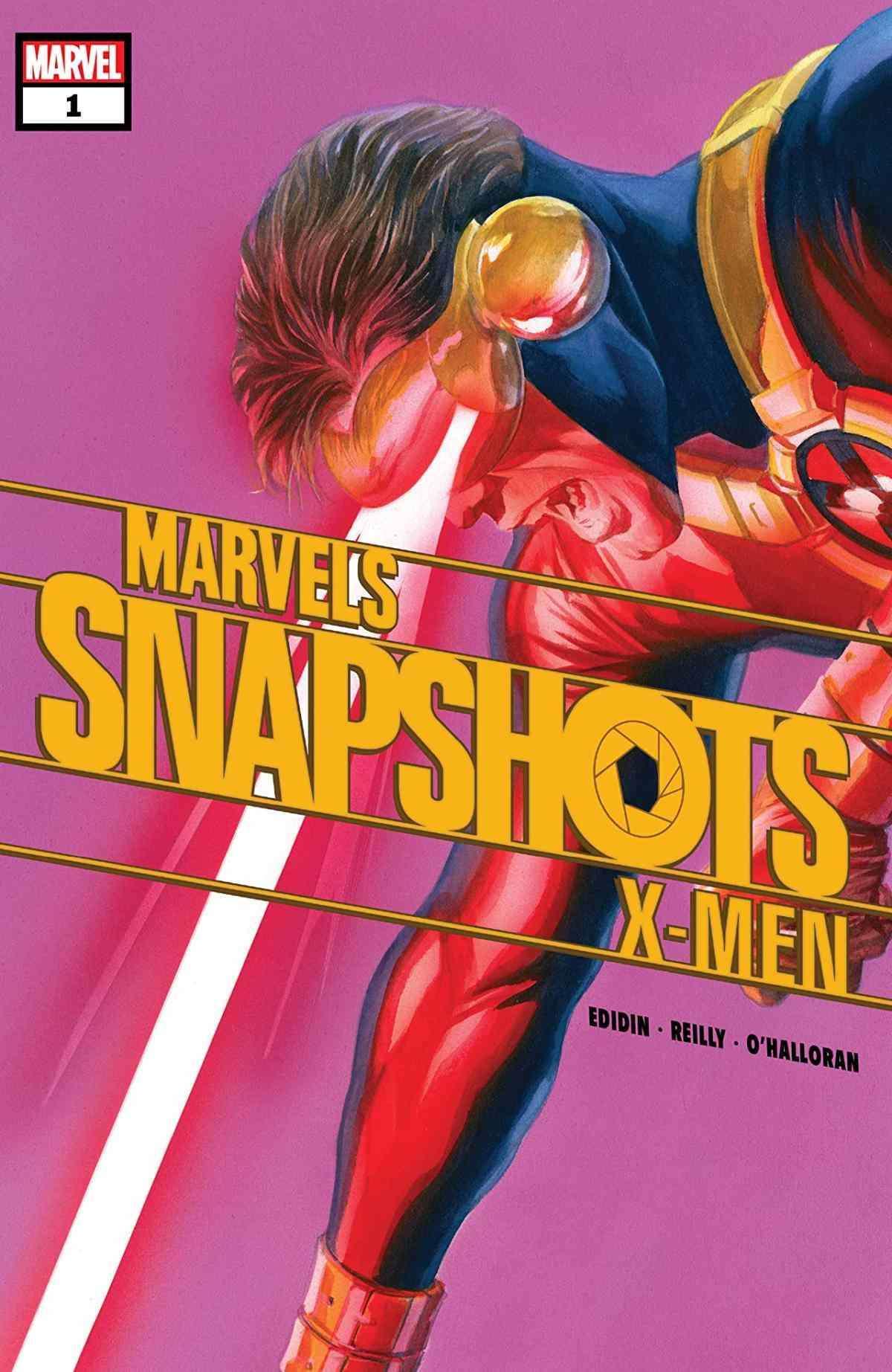 X-Men Marvels Snapshots #1