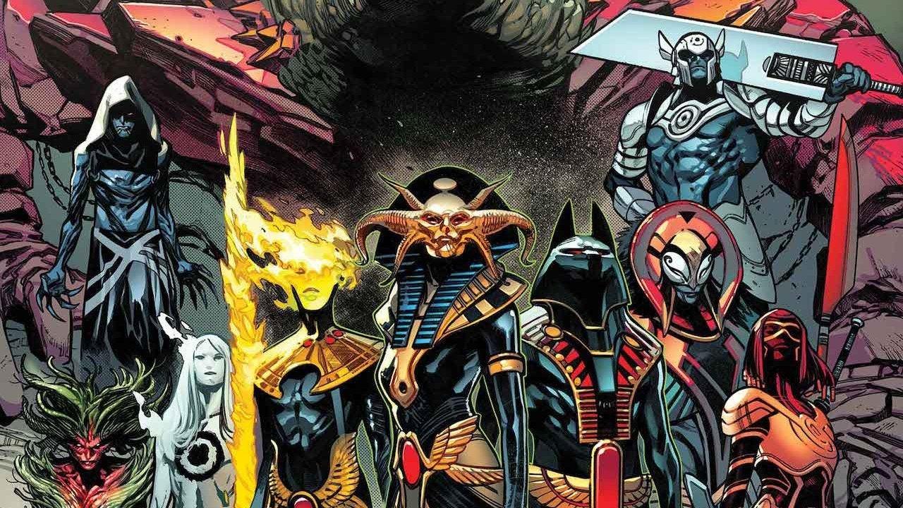 X-Men X Of Swords Apocalypse Origin Horsemen Arakko History Explained