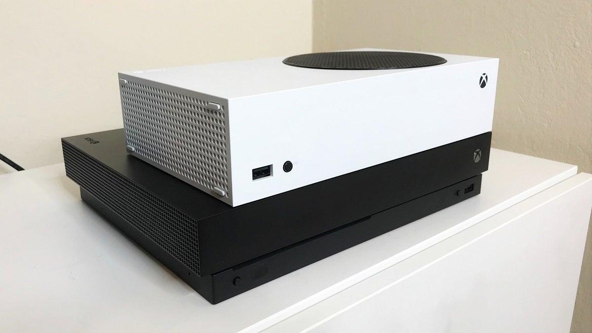 Xbox Series S One X