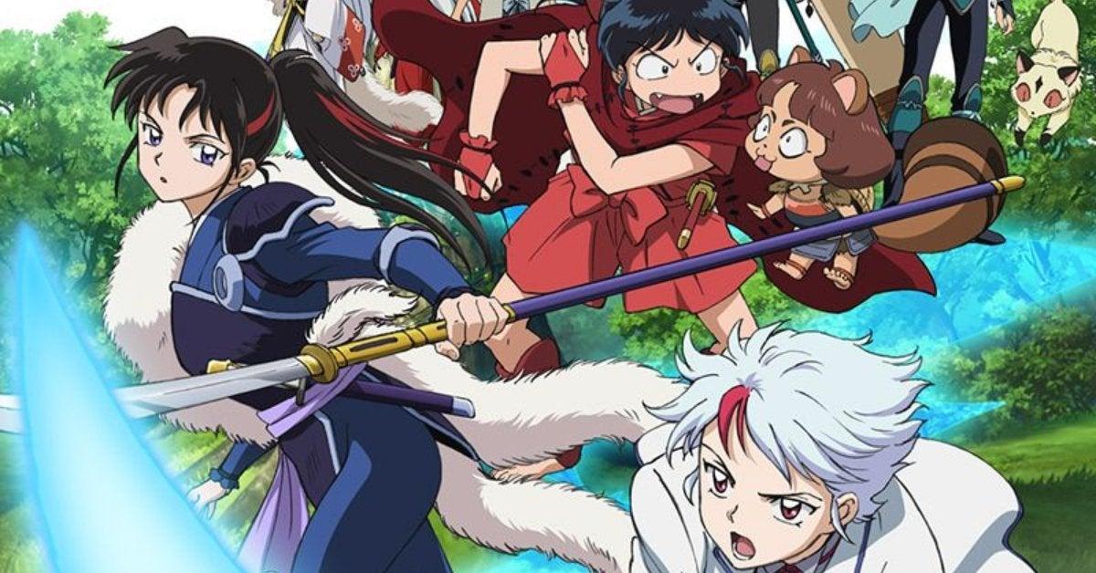 Yashahime Princess Half Demon Inuyasha Sequel Anime