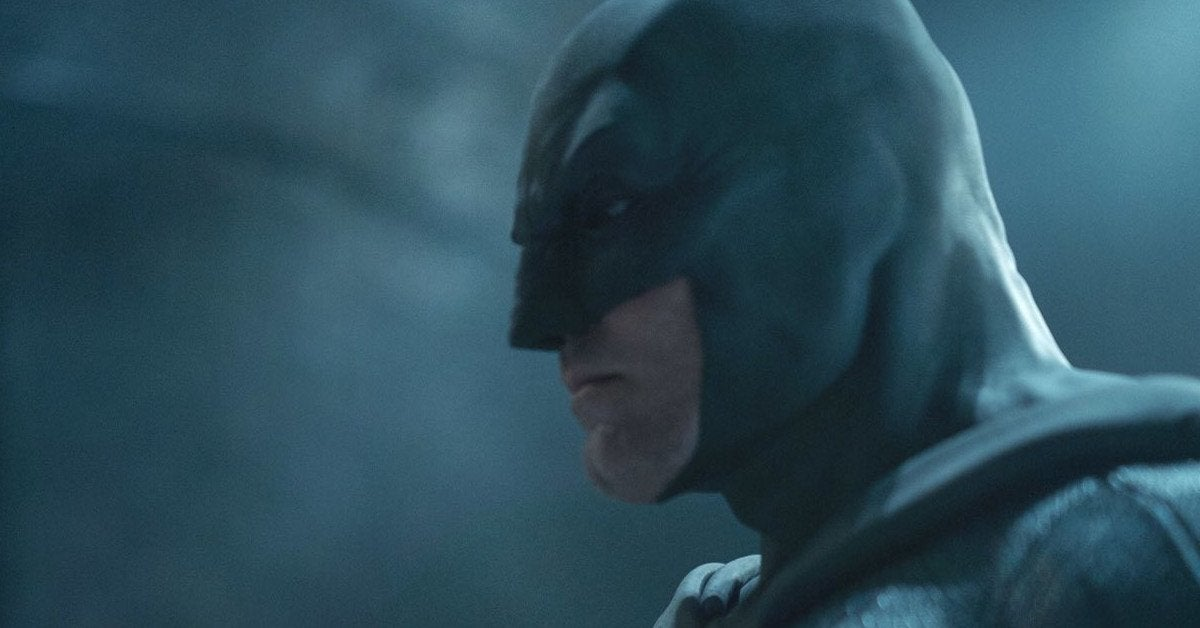 Zack Snyder's Justice League Batman Ben Affleck