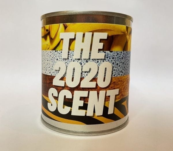 2020 candle