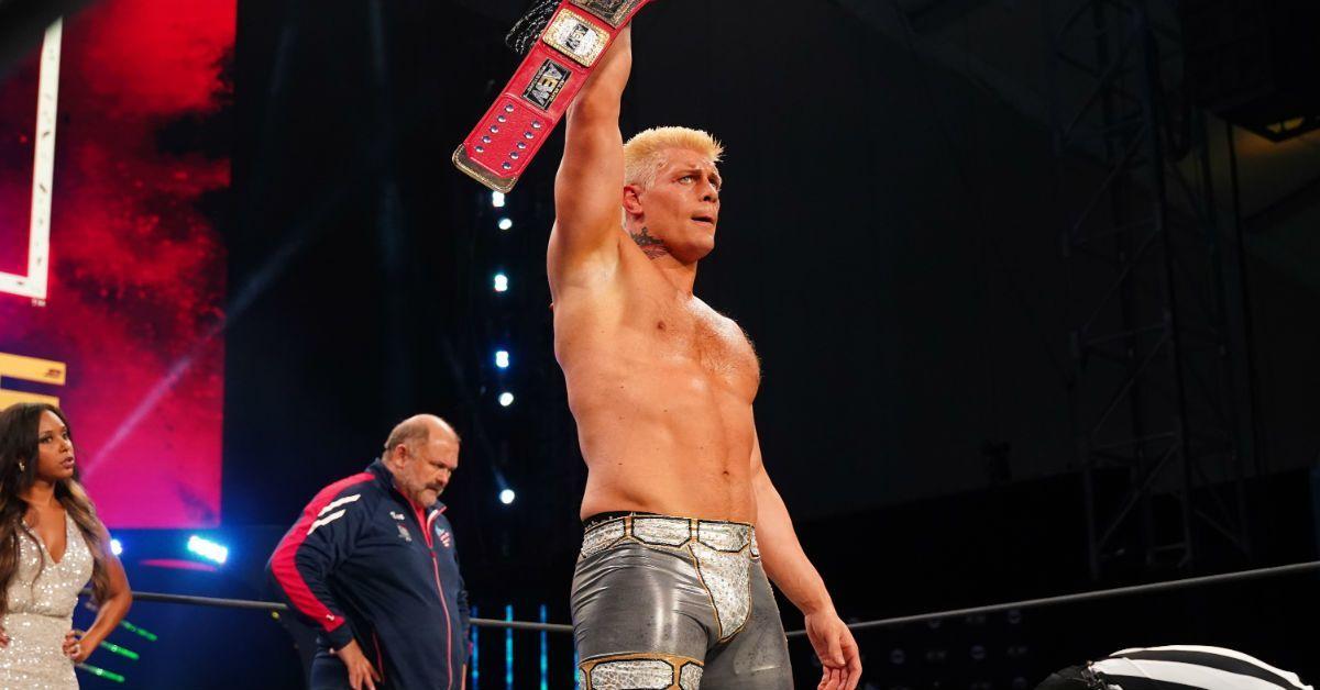 AEW-Cody-Rhodes-TNT-Championship-Draw