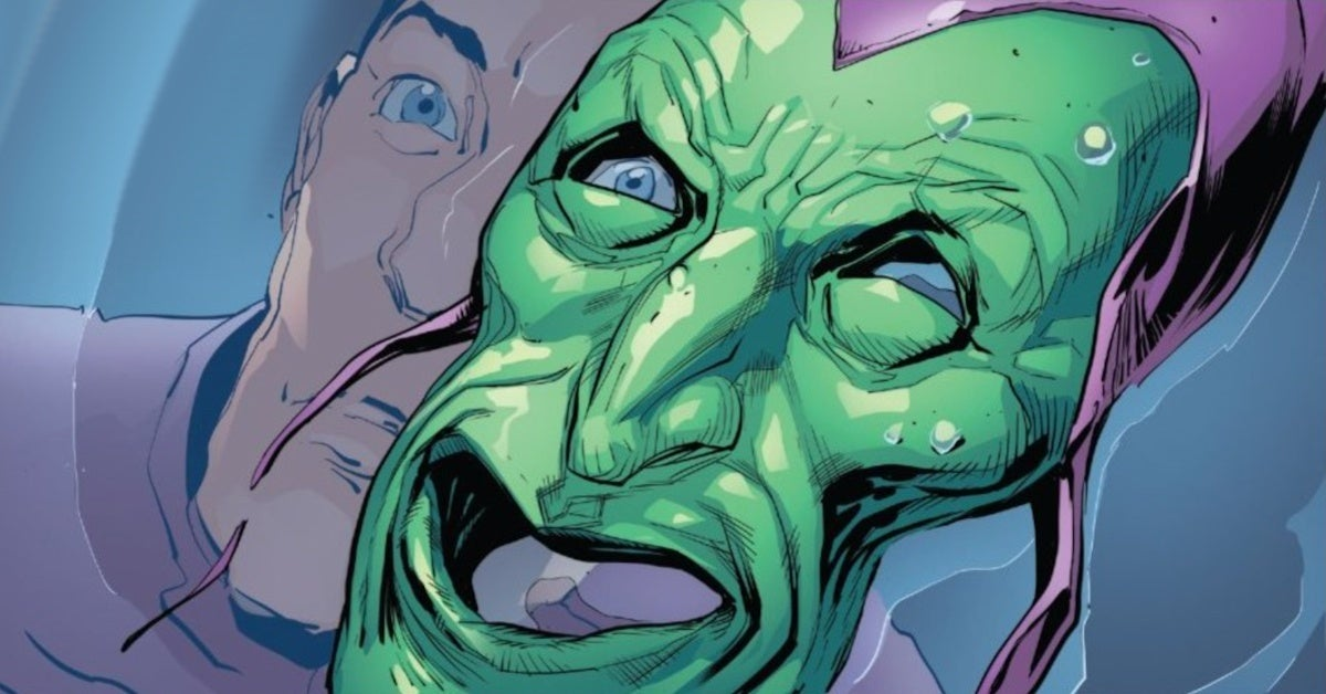 Amazing Spider-Man 50 Spoilers Norman Osborn Sin Eater Death Reborn