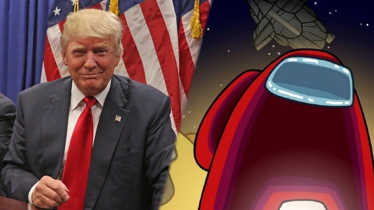 Among Us Trump 2020