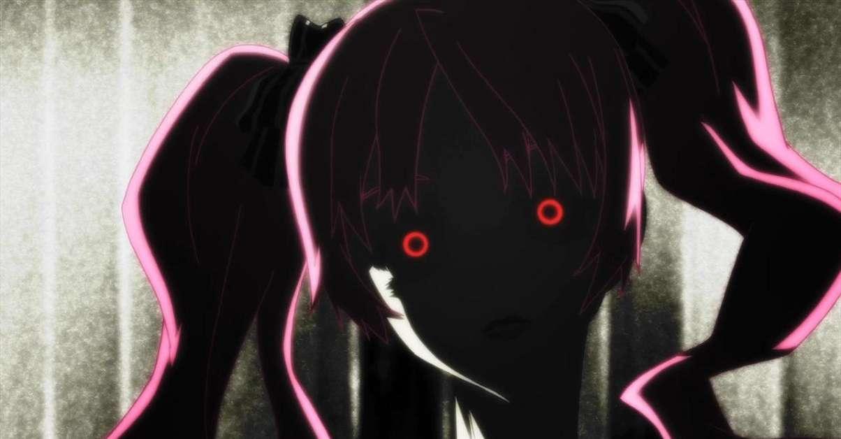 Anime Horror Halloween