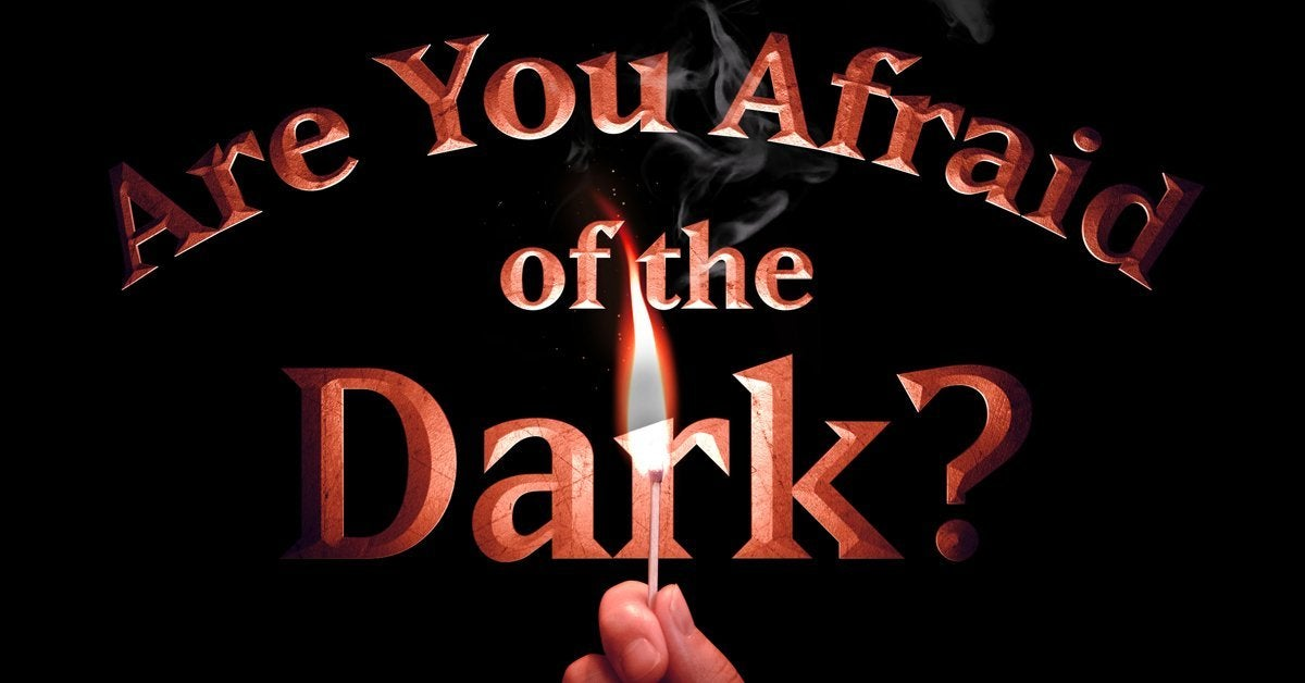 are you afraid of the dark reboot logo