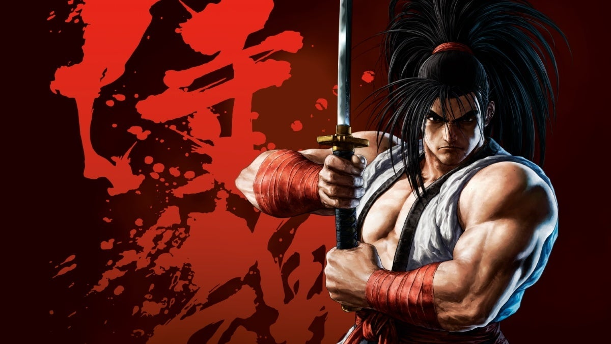 art of samurai shodown new cropped hed