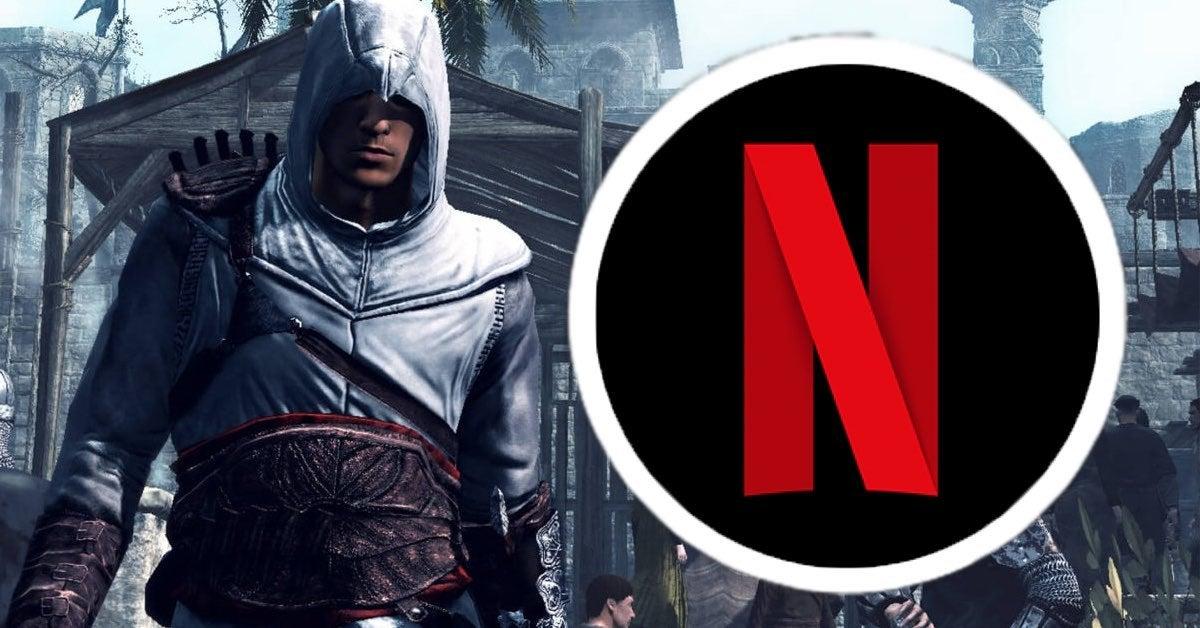 assassins creed netflix