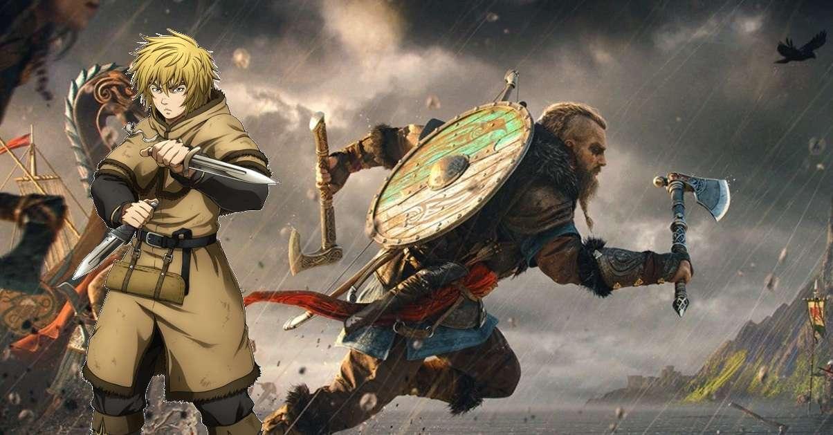 Assassins Creed Vinland Saga