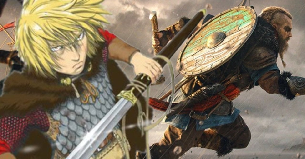 Vinland Saga Releases Assassin's Creed Crossover Manga