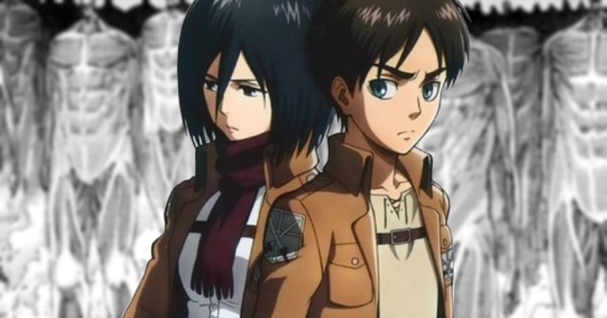 Attack on Titan Confirmed to End in April 2021