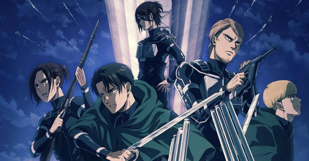 Attack On Titan Chapter 134 Update