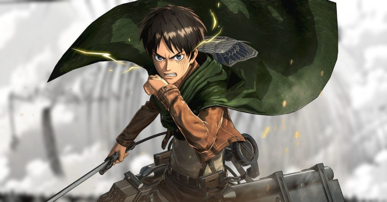 Attack on Titan Reveals First Full Look at Eren's New ...