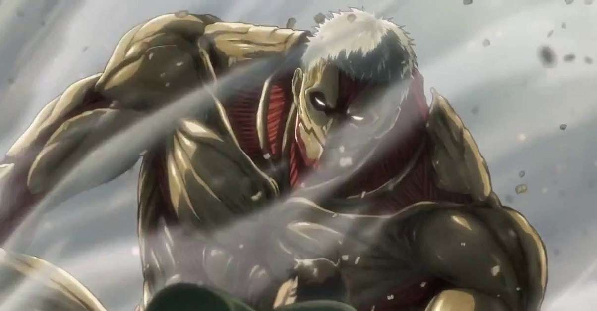 Attack On Titan Reiner
