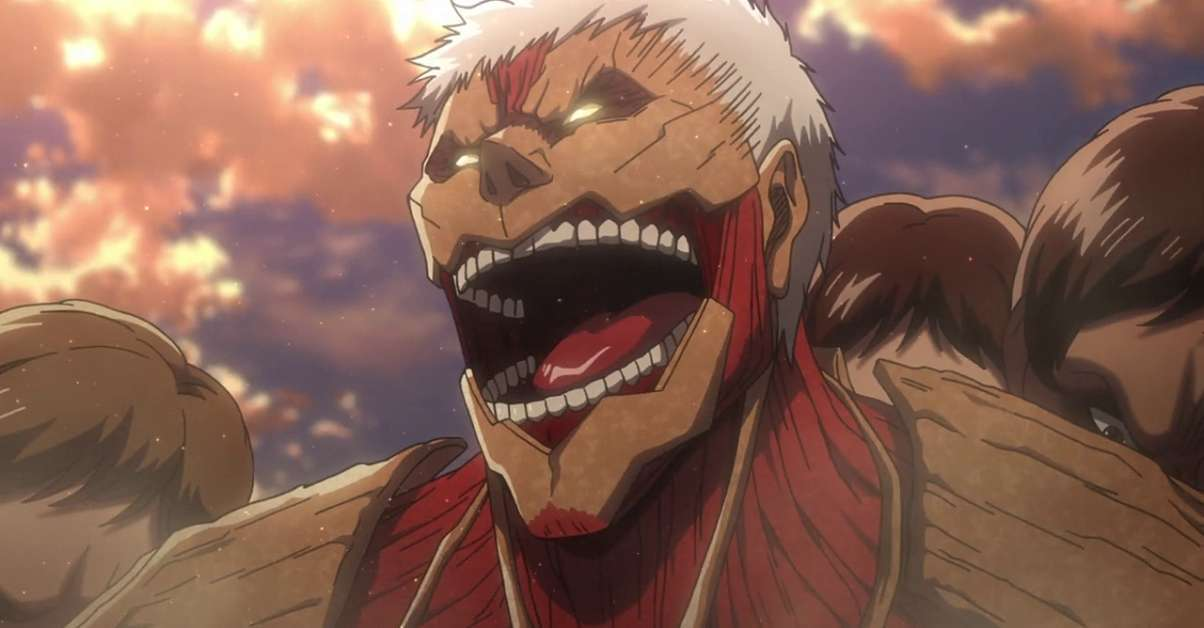 Attack On Titan Reiner