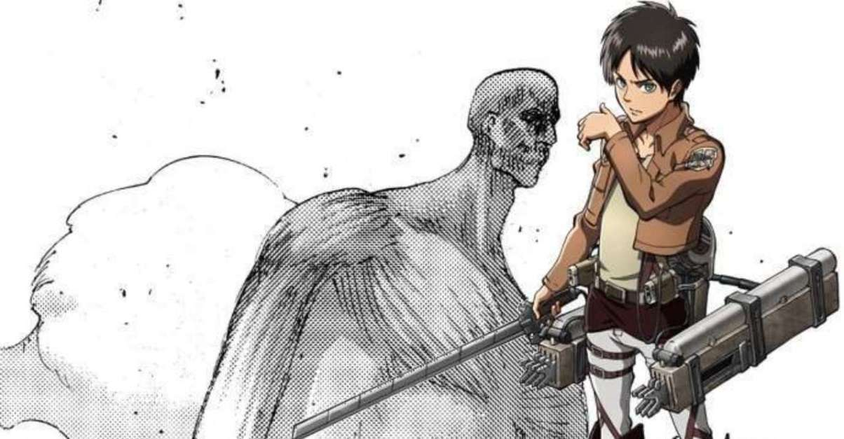 Attack On Titan The Rumbling