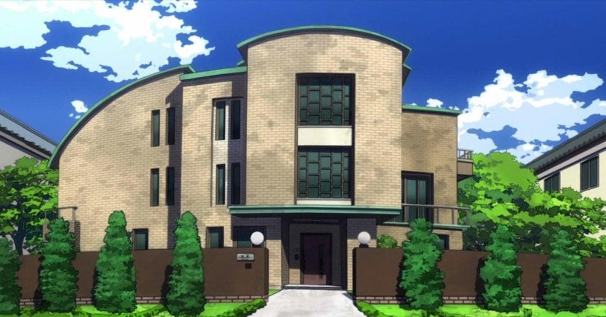 bakugo home