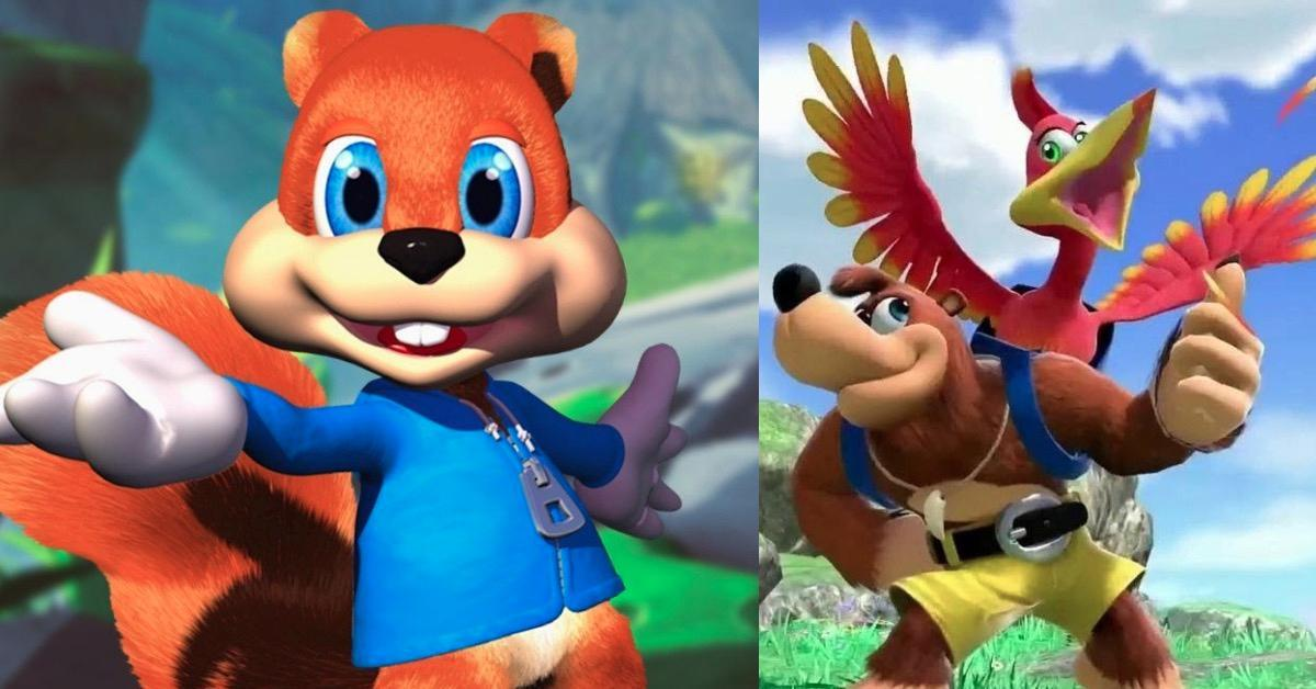 Banjo and Conker