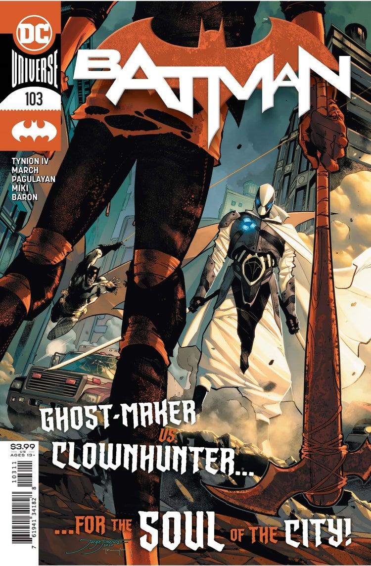 batman 103 cover