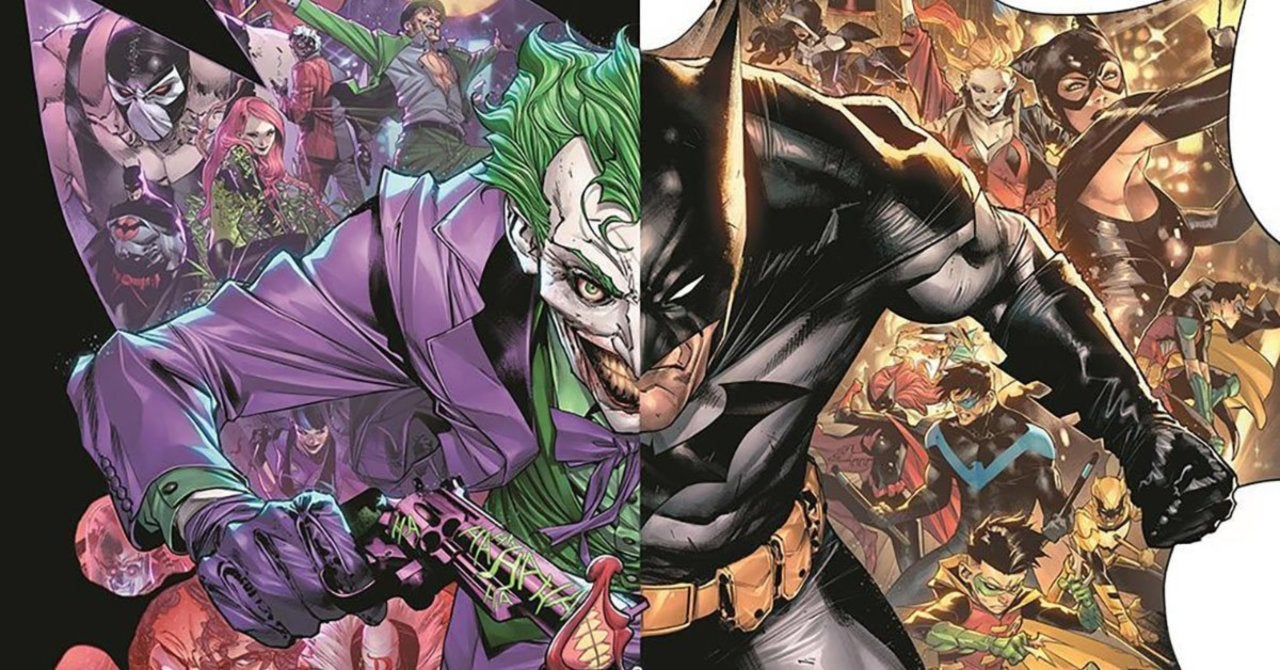 "Why Batman Should Leave ""Dark and Gritty"" Behind After Joker War"