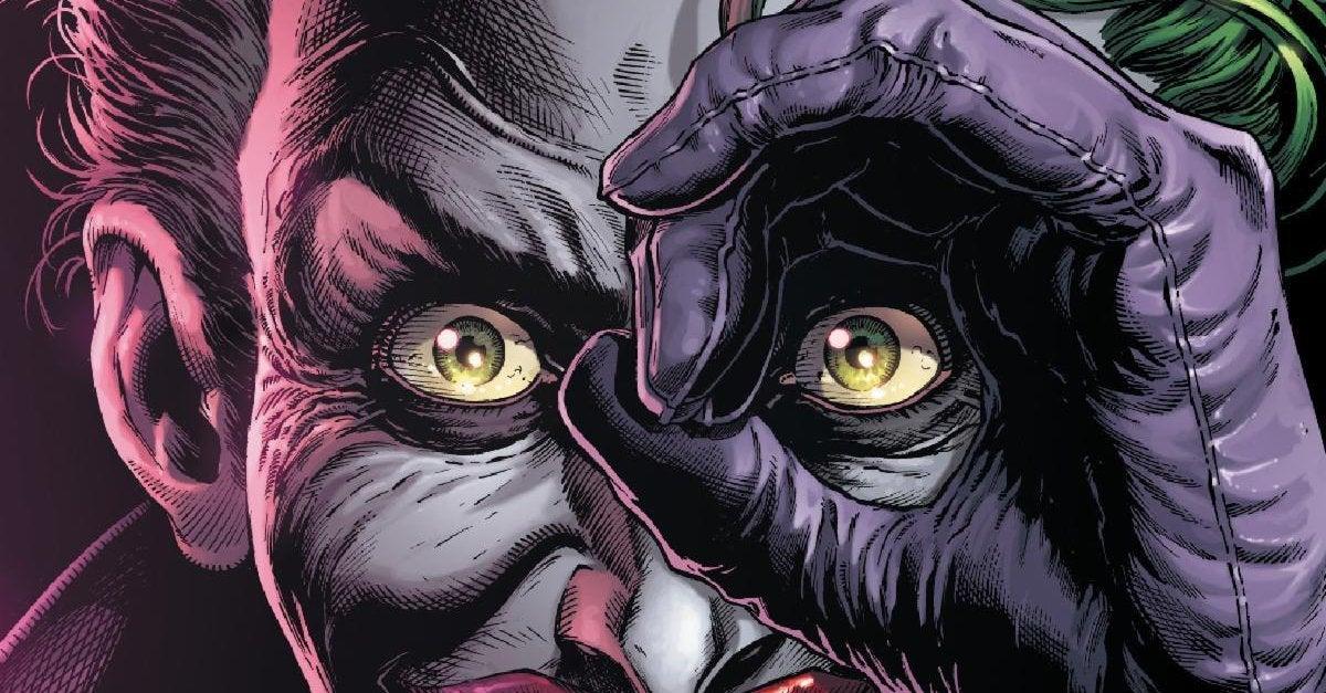Batman Three Jokers 3 Spoilers Ending Joker Origin Wife Son