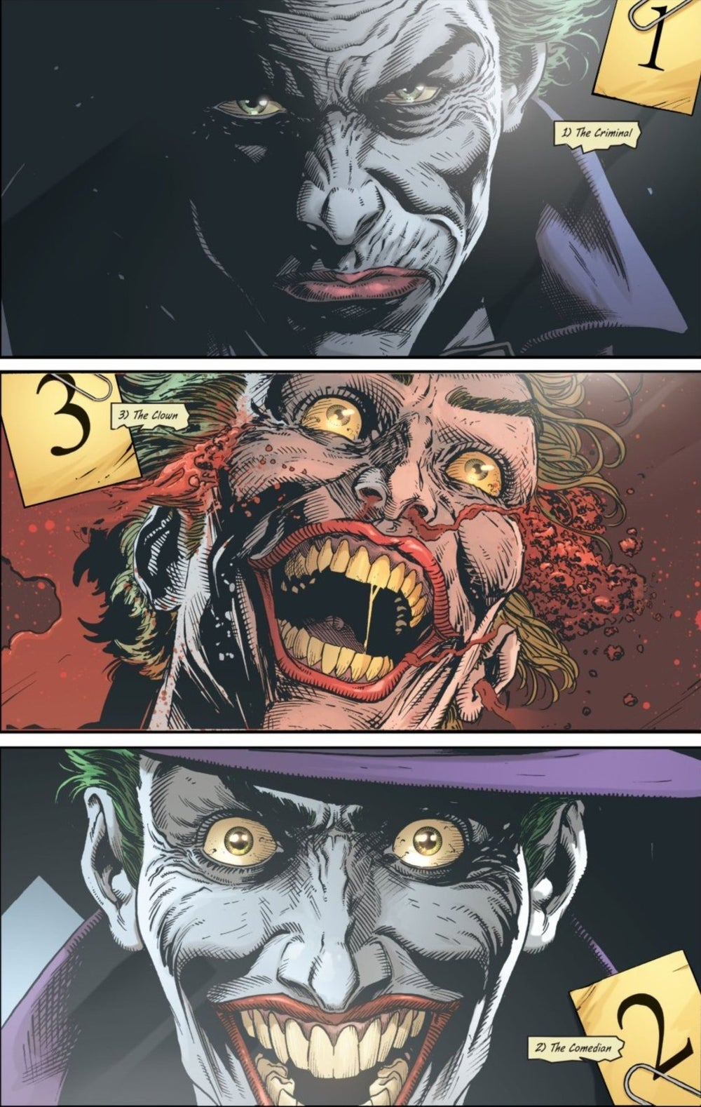 Batman: Three Jokers - Who Is The Real Joker? Explained