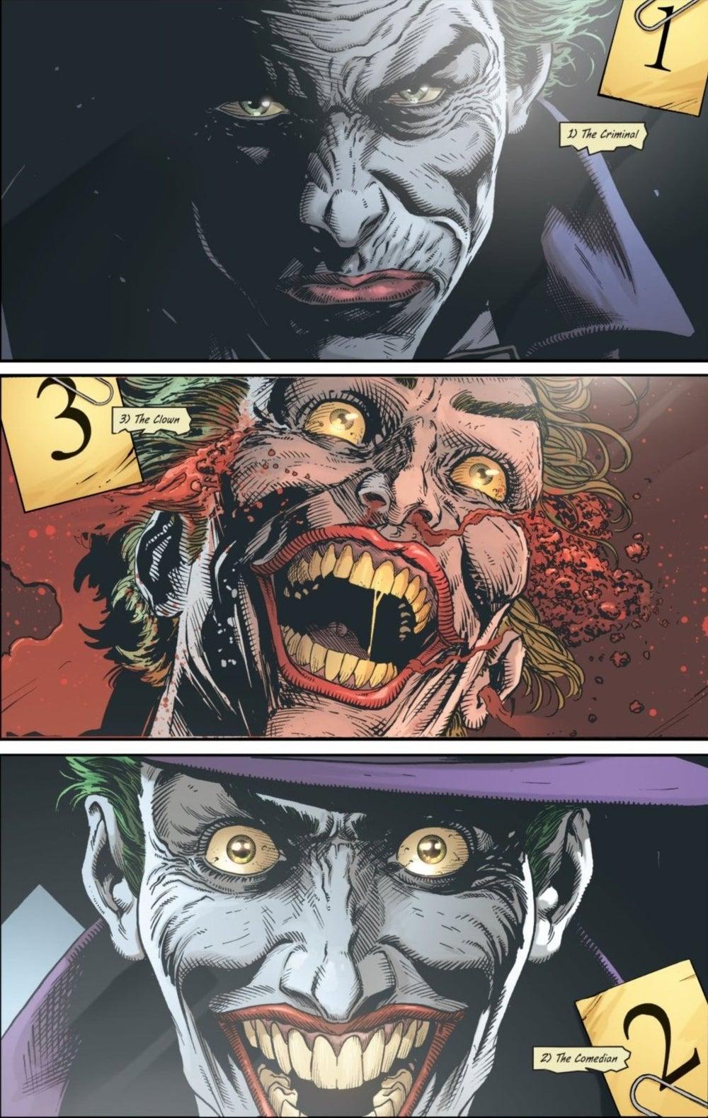 Batman Three Jokers Who Is Real Joker Explained