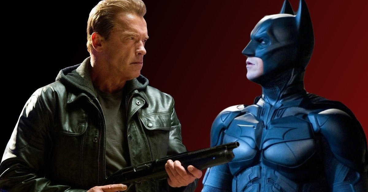 batman versus the terminator trailer