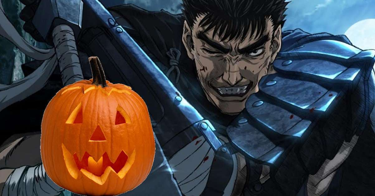 Berserk Halloween Jack O Lantern