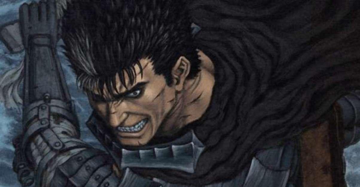Berserk Manga October
