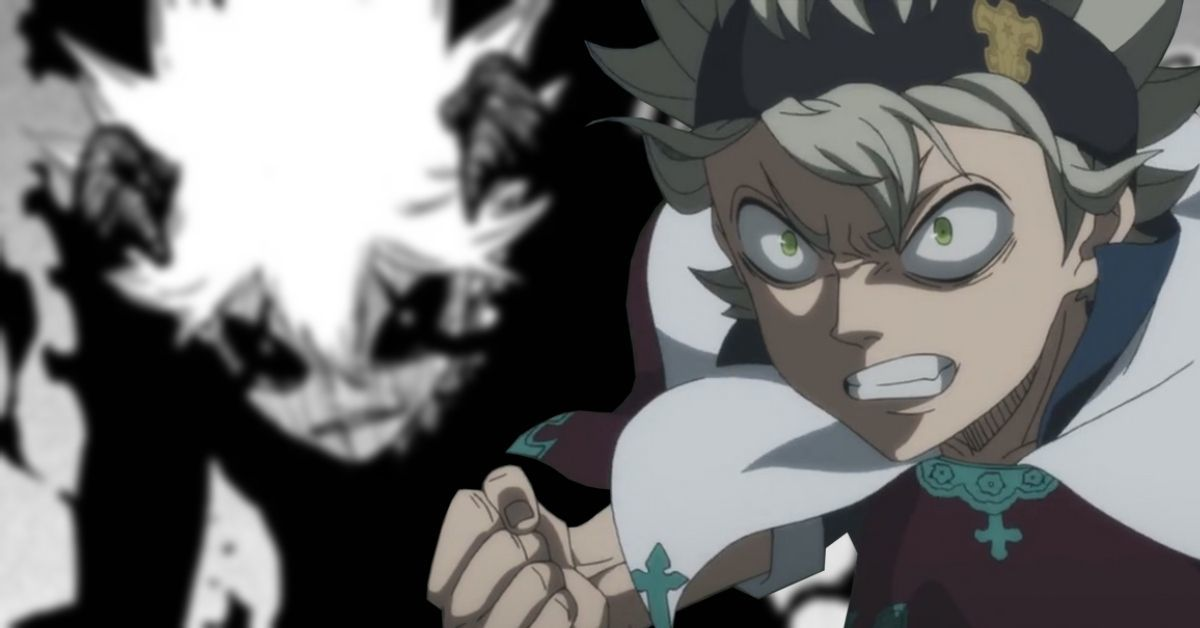 Black Clover Asta Devil Anti Magic Origins Explained Spoilers Manga