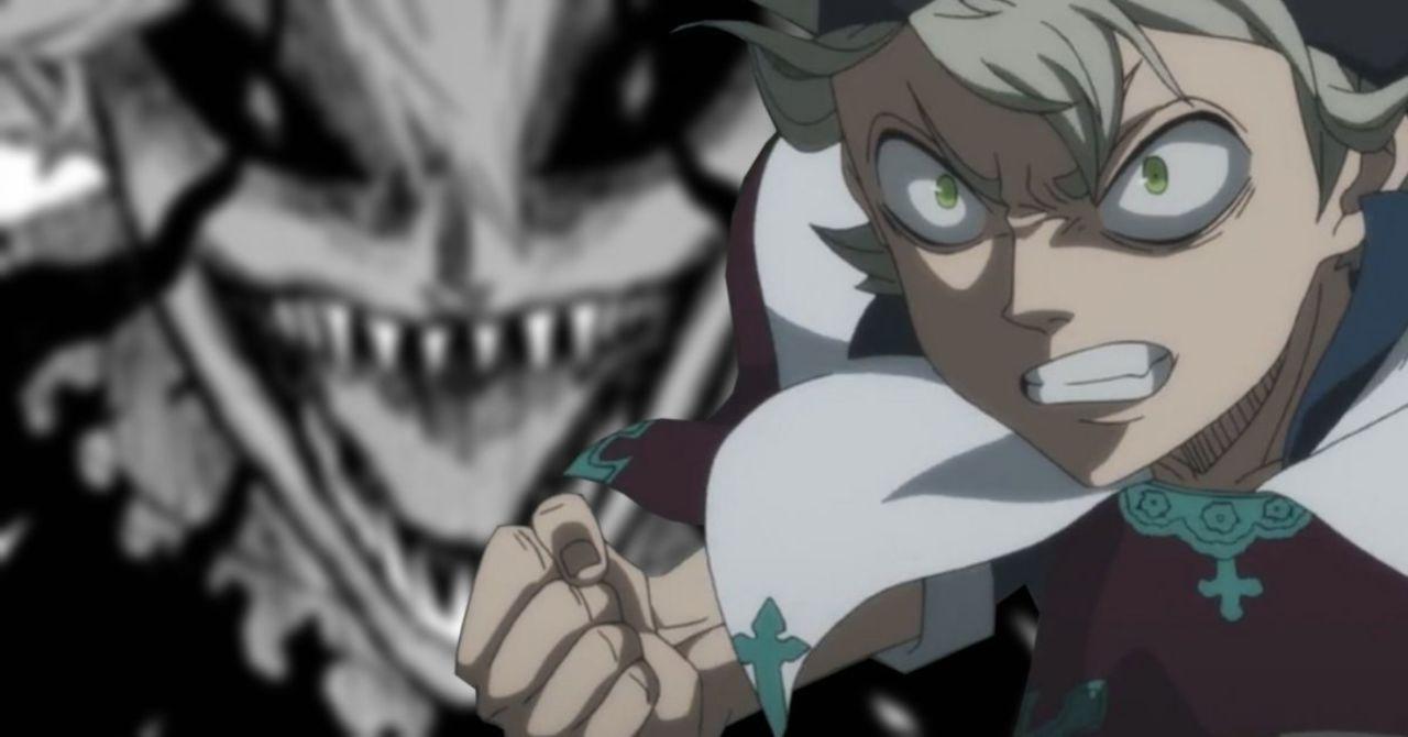 Black Clover Finally Reveals The Name Of Asta S Devil