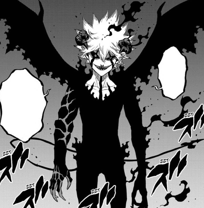 Black Clover Asta Devil Spoilers Chapter 267