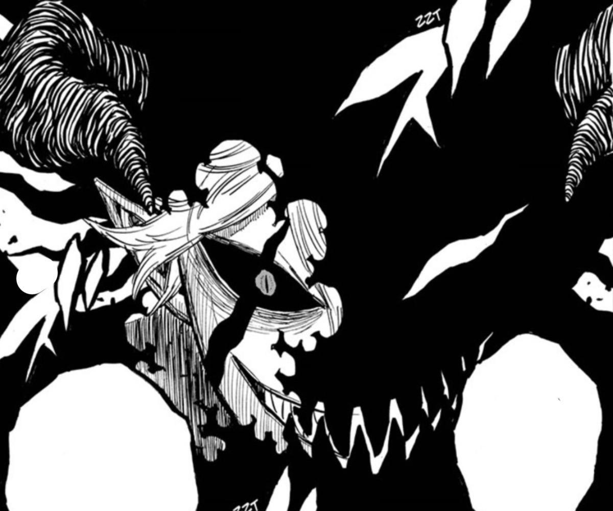 Black Clover Asta Devil True Form Tease