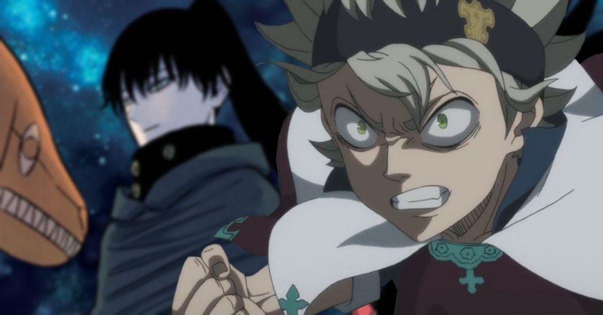 Black Clover Black Bulls Vice Captain Nacht Shadow Magic Explained Spoilers Manga