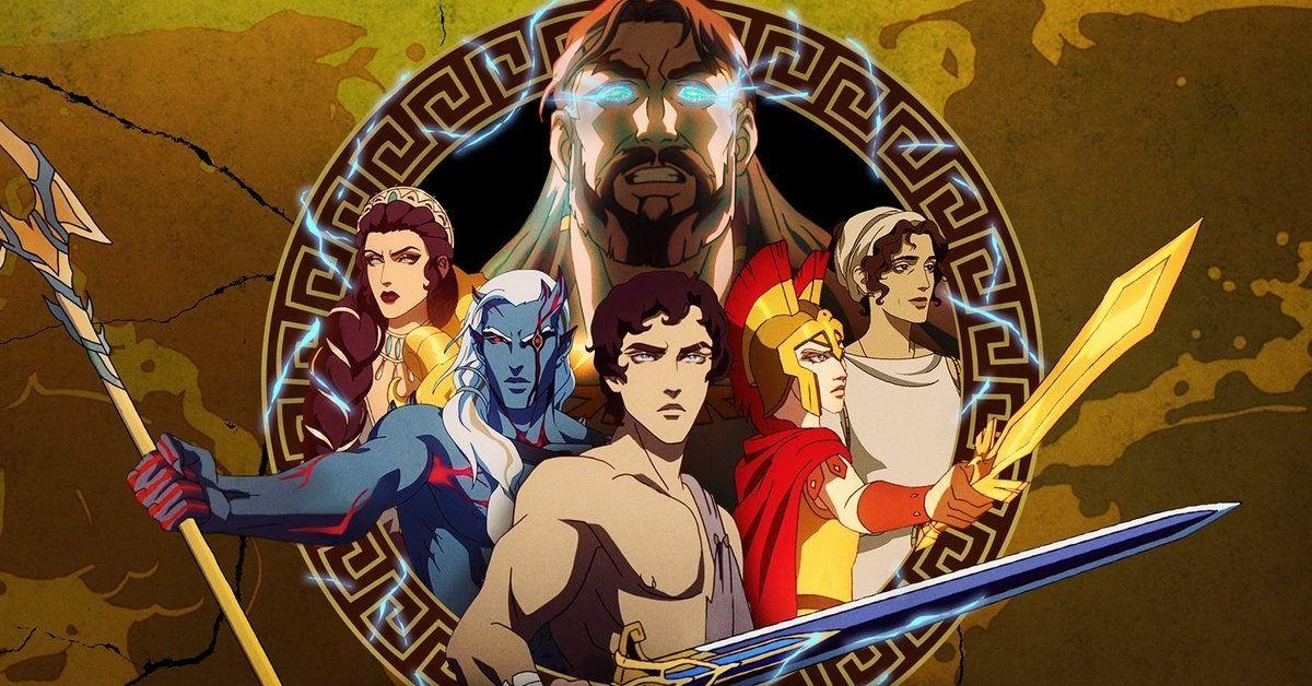 Blood of Zeus Netflix Anime