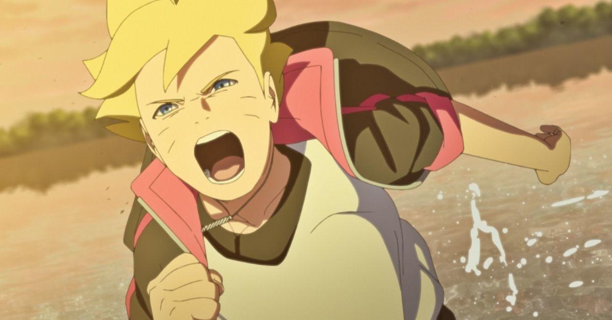 Boruto Naruto Ending 14 Central