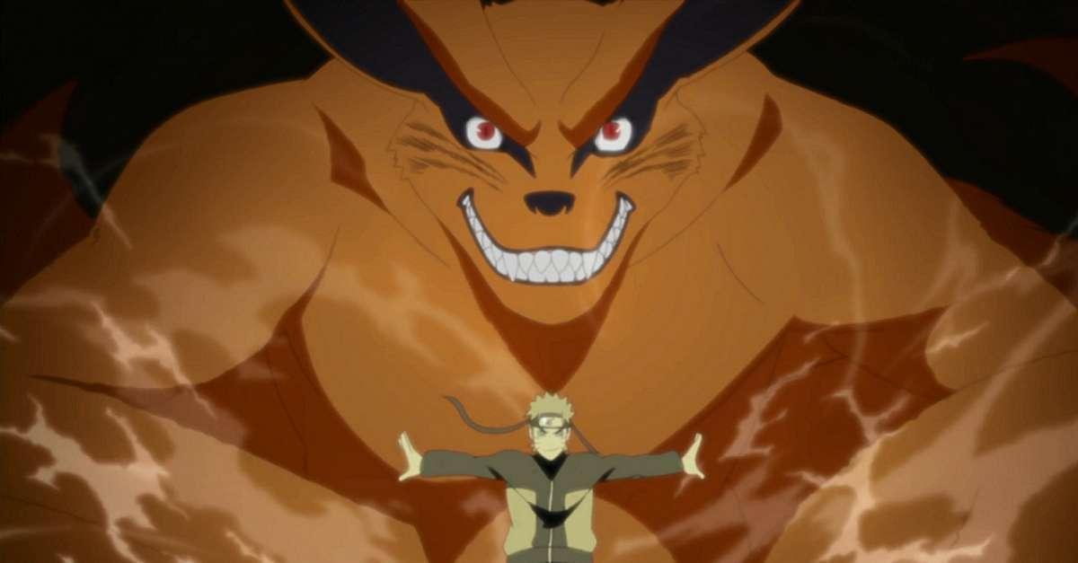 Boruto Naruto Nine Tails