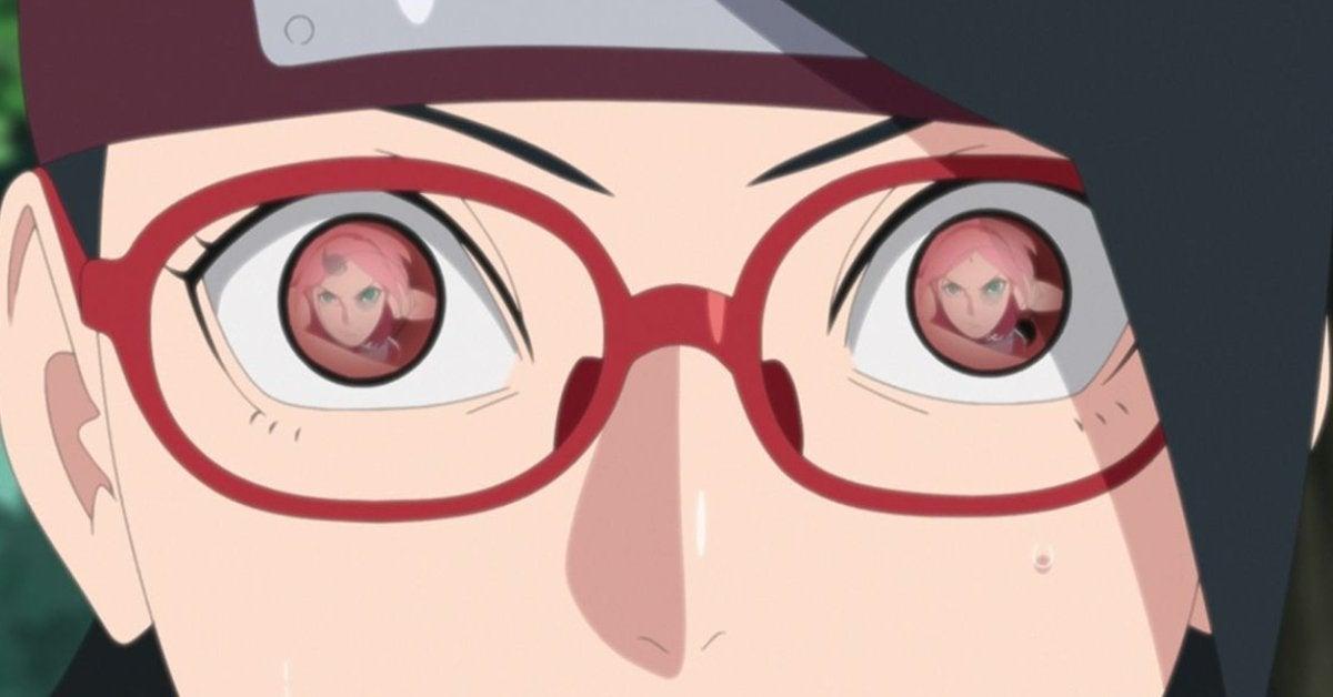 Boruto Naruto Sarada Sakura Fight Watch Anime