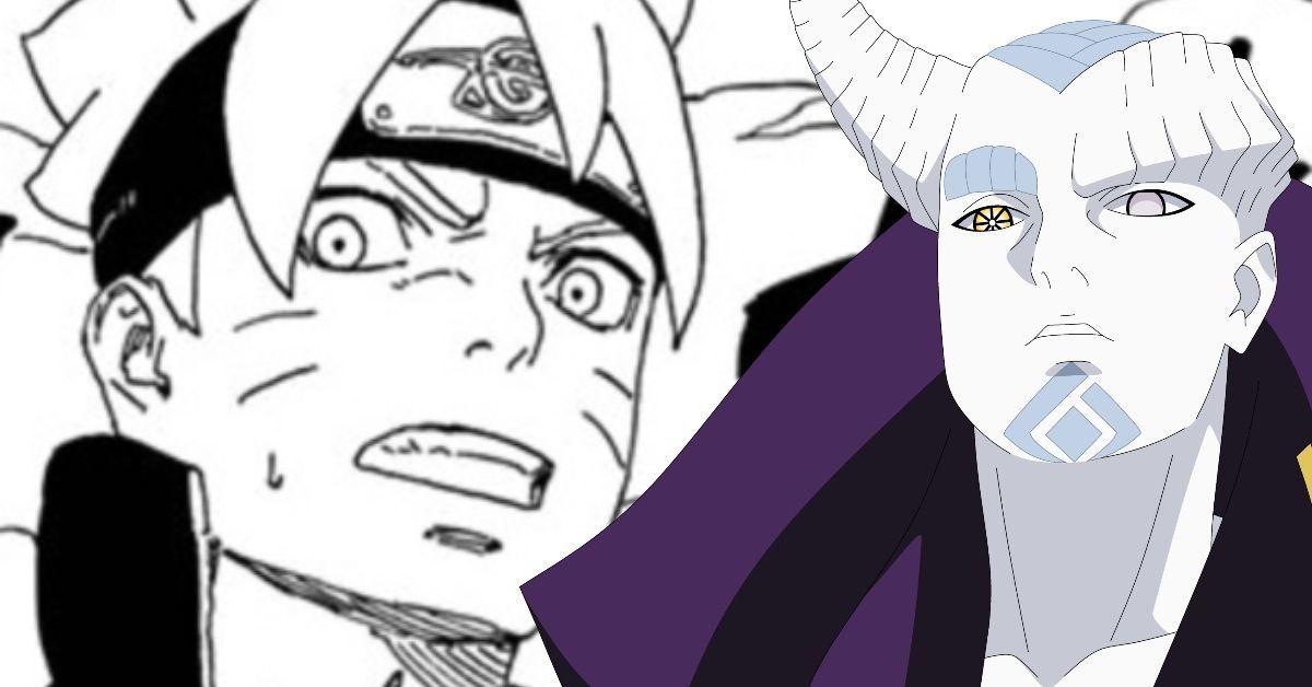 Boruto Naruto Suicide Attempt Isshiki Otsutsuki Spoilers Manga