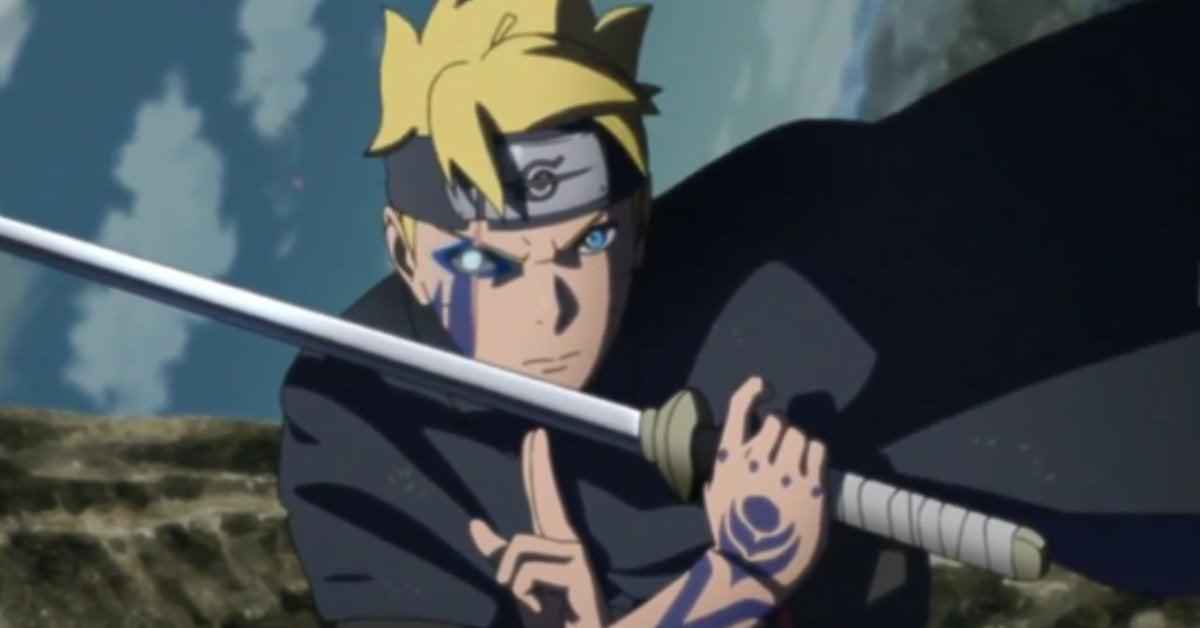 Boruto Time Skip Naruto Karma