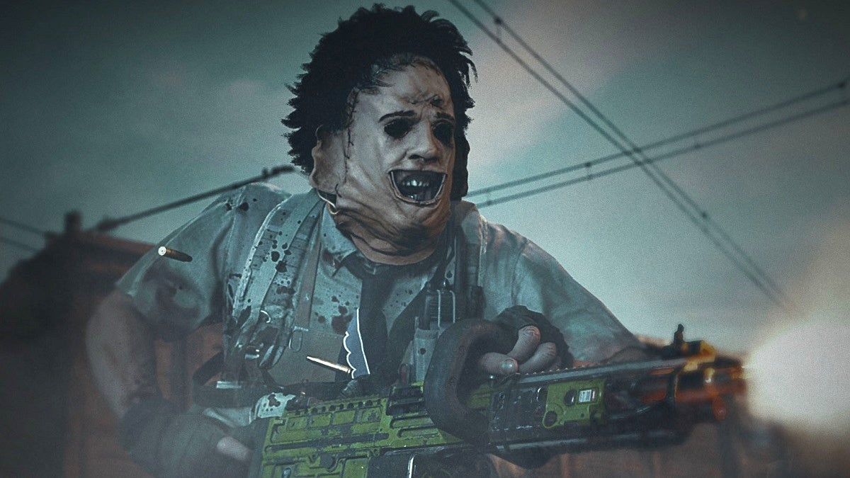 Call of Duty Warzone Leatherface
