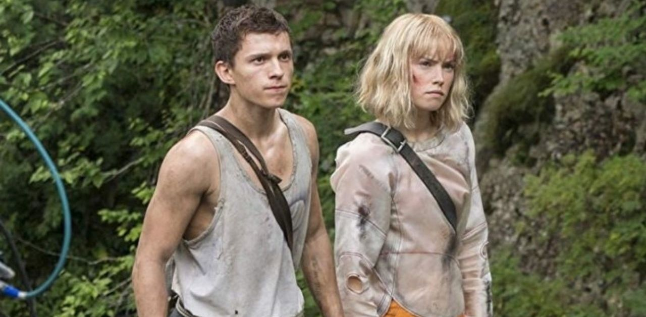 chaos walking trailer lionsgate tom holland daisy ridley