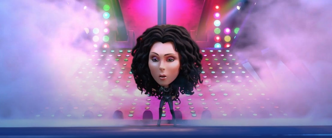 cher bobbleheads the movie