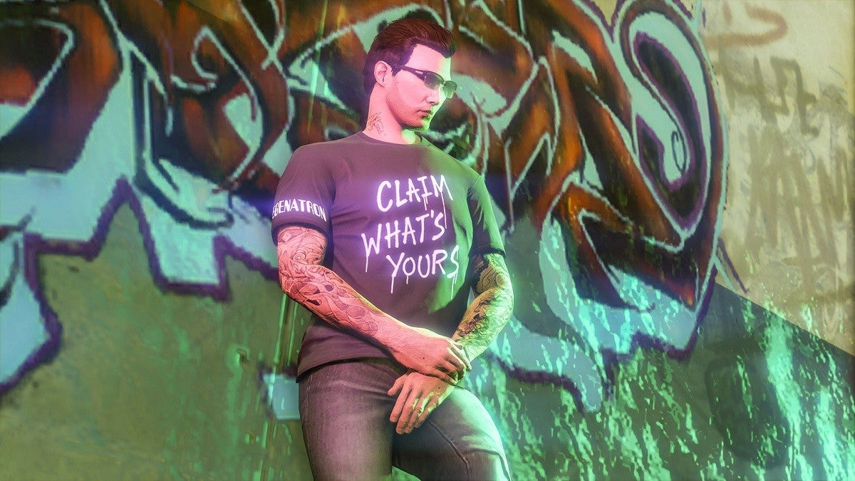 Claim What's Yours GTA Online